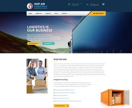 Ship Air CMB Web Development