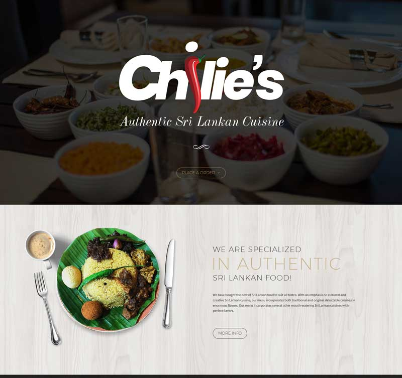 Chilies Catering